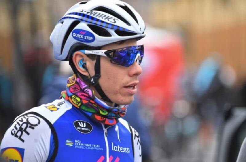 De La Cruz vince la terza tappa al Giro dei Paesi Baschi 2017