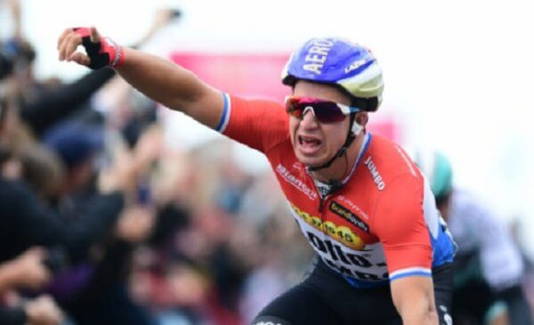 Tour de Yorkshire 2017 prima tappa a Groenewegen, sesto Sbaragli