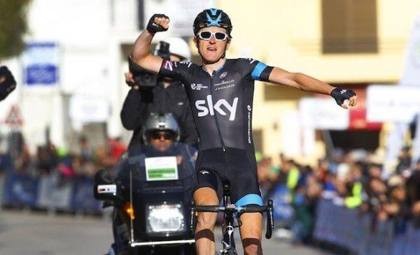 Thomas vince la terza tappa al Tour of the Alps sua la maglia Ciclammino