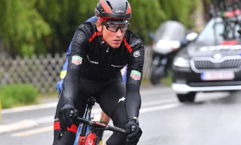 Giro di Romandia 2017 tappa 2: vince Küng, Colbrelli 3°, Felline leader CG