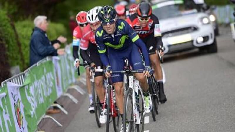 Alejandro Valverde re della Freccia Vallone 2017 5 vittorie in carriera