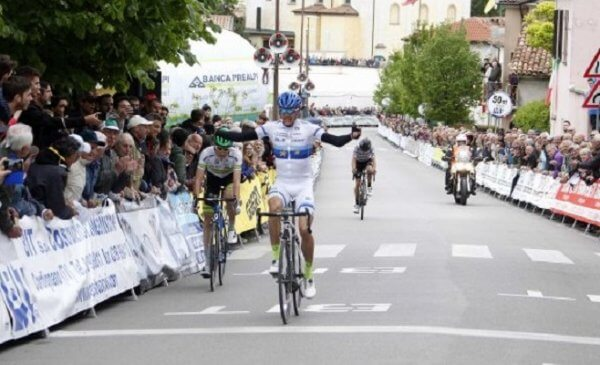 Risultati della 79/a edizione del Giro del Belvedere: vittoria di Riabushenko