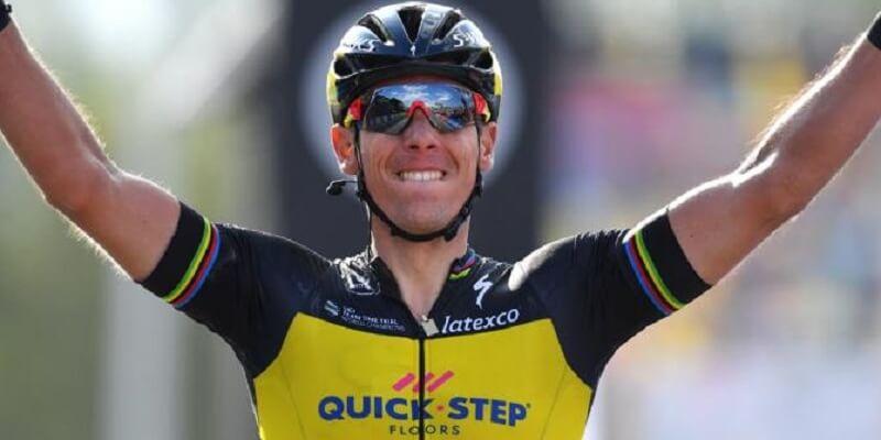 Philippe Gilbert trionfa al Giro delle Fiandre 2017, tre italiani nella Top Ten