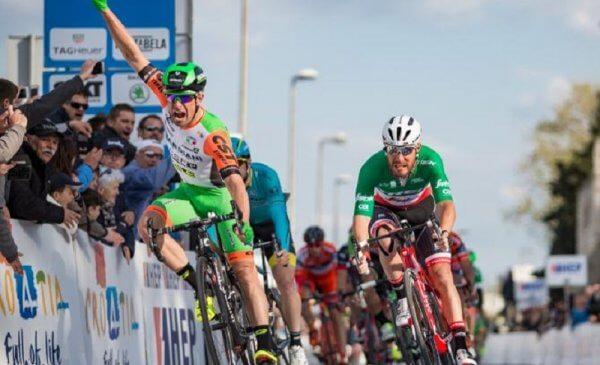 Giro di Croazia 2017 Ruffoni vince la terza tappa, Nibali secondo nella generale
