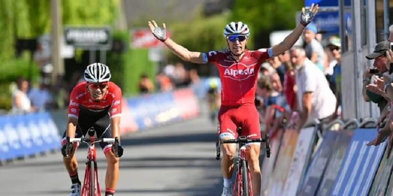 Baloise Belgium Tour: Lammertink vince la quarta tappa