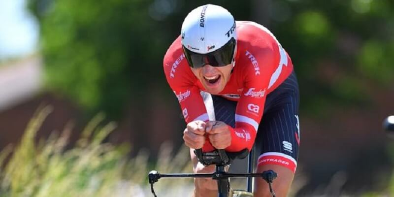 Giro del Belgio 2017: Brändle vince la crono Van Aert leader