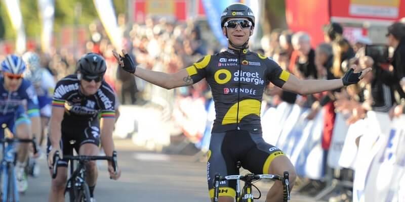 Giro del Belgio 2017 la prima tappa a Coquard
