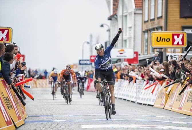 Tour des Fjords 2017 Boasson Hagen tappa e Giro