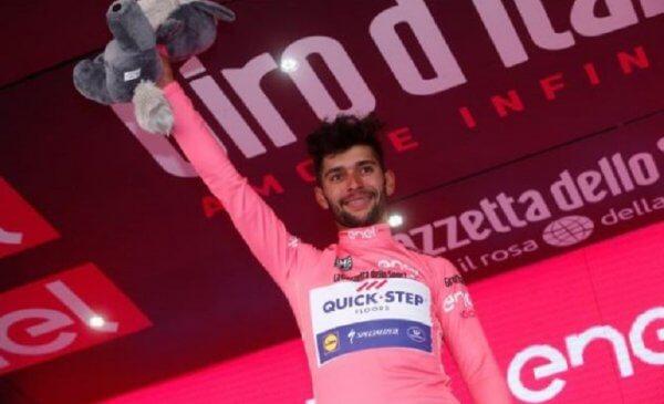 Tutte le maglie del Giro 100 dopo le prime tre tappe