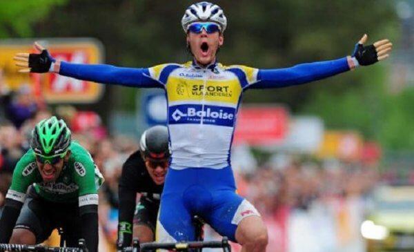 Tour des Fjords 2017: Van Gestel vince la prima tappa, a Turek la generale