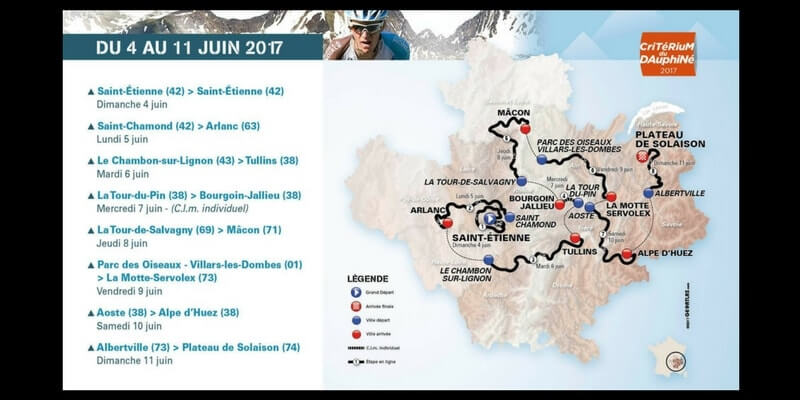 Giro del Delfinato 2017