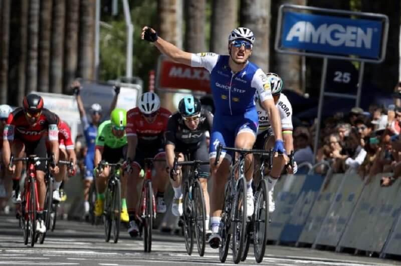 Marcel Kittel vince in volata la prima tappa al Giro di California 2017