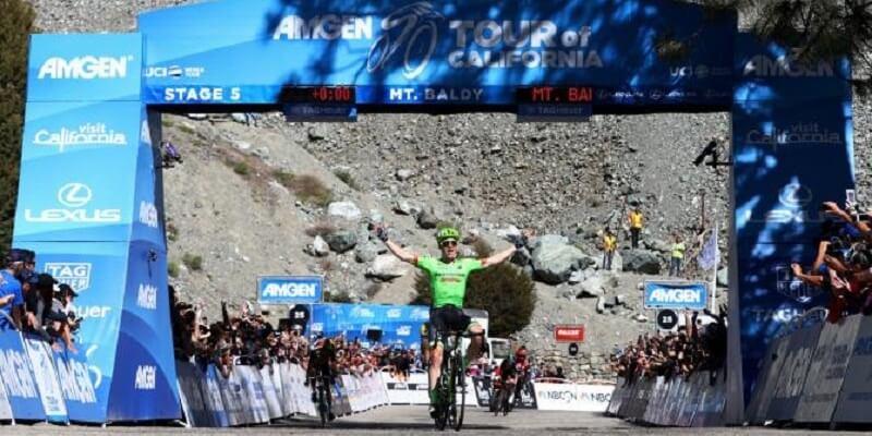 Talansky vince a Mt. Baldy la quinta tappa del Giro di California 2017