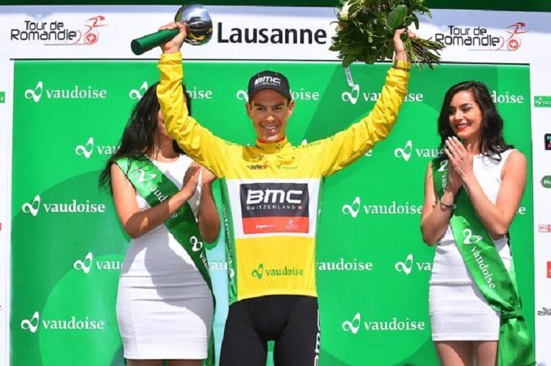 Giro di Romandia 2017 tutte le classifiche