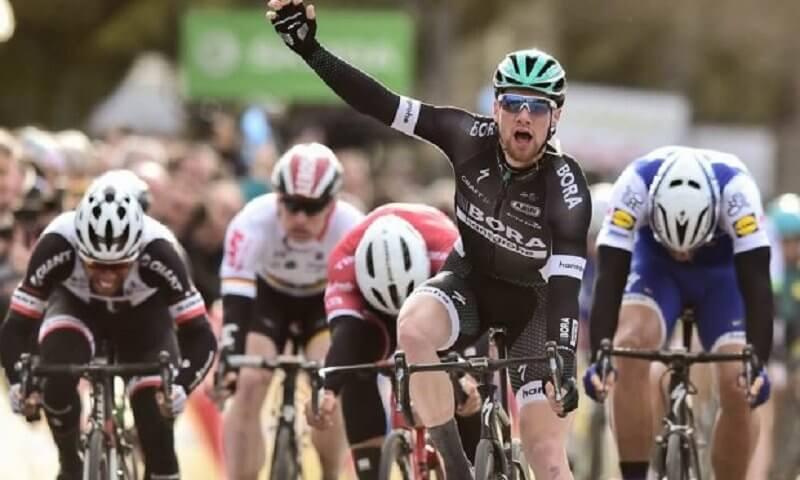 A Bennet vince la 4/a tappa al Giro di Slovenia 2017 Colbrelli 3°!