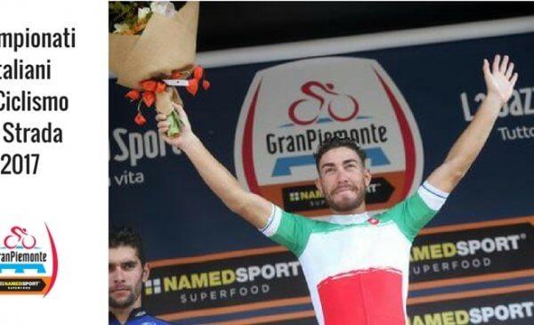 Campionati Italiani di Ciclismo su strada: il Gran Piemonte prova in linea