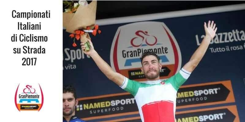 Da oggi a domenica si svolgono in Piemonte i Campionati Italiani Assoluti di Ciclismo su Strada. Ecco le Start List.