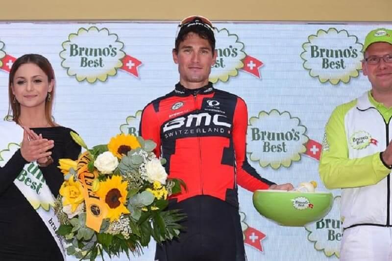 Dillier vince la classifica finale della Route du Sud 2017