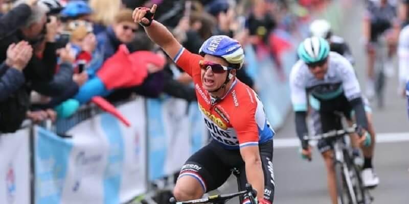 Ster ZLM Toer 2017 Groenewegen vince la seconda tappa!