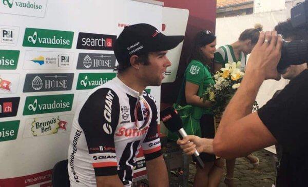 Giro di Svizzera 2017: a Berna Matthews vince in volata!