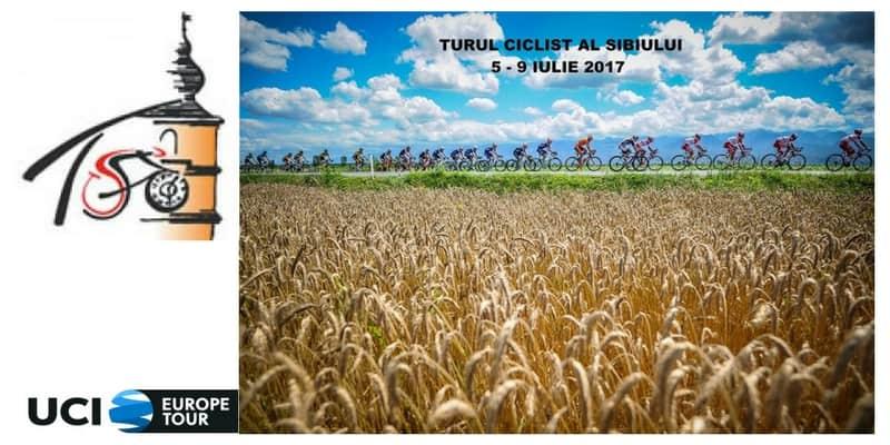 Sibiu Cycling Tour 2017 tappe percorso e start list