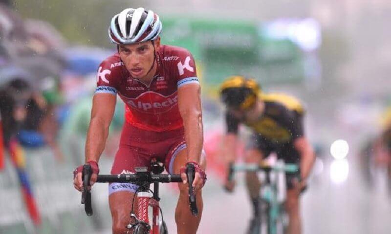 Giro di Svizzera 2017 tappa 7 Spilakvince a Sölden