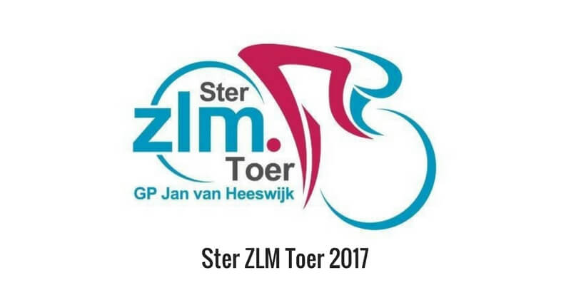 Ster ZLM Toer 2017 tappe, percorso con altimetrie e start list