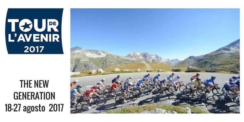 Tour de l'Avenir 2017 ANTEPRIMA