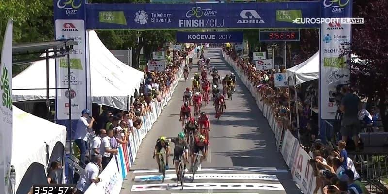 Giro di Slovenia 2017: Bennet buona la prima!