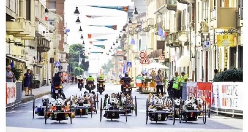 Campionati Italiani Paralimpici : prova in linea tricolore paralimpici nell'ambito dei Campionati Italiani Assoluti di Ciclismo su Strada.