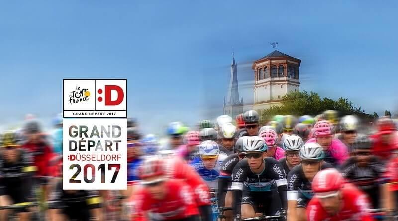 Grand Boucle 2017 si comincia: ecco l'ordine di partenza della Crono di Düsseldorf frazione di apertura della edizione nuemero 104 del Tour.