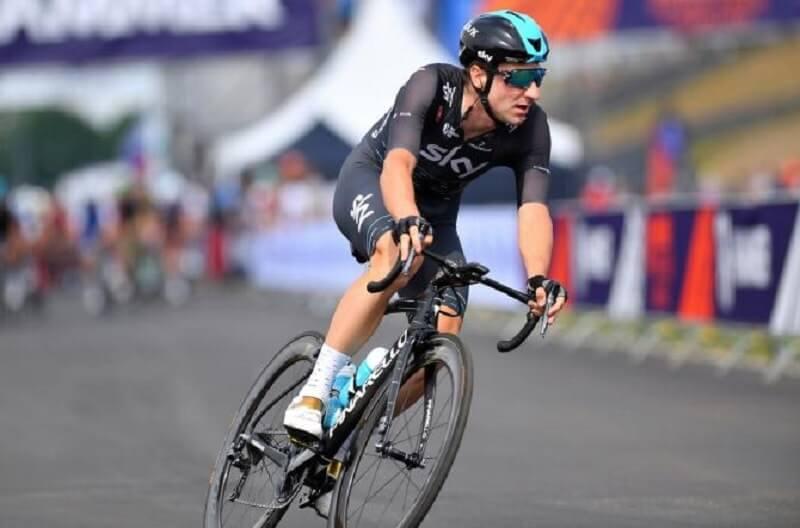 Viviani vince la seconda tappa alla Route du Sud 2017