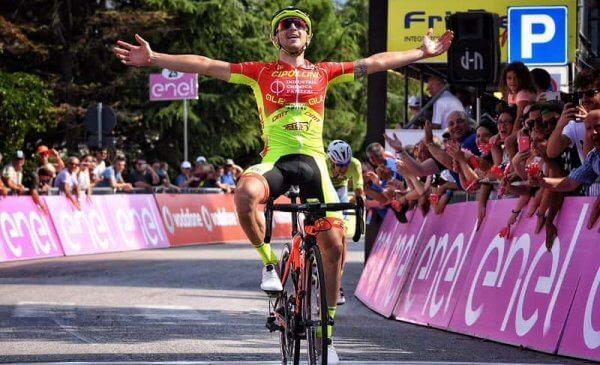 Tripletta azzurra al Giro Under 23: Romano, Rosa e Zaccanti!