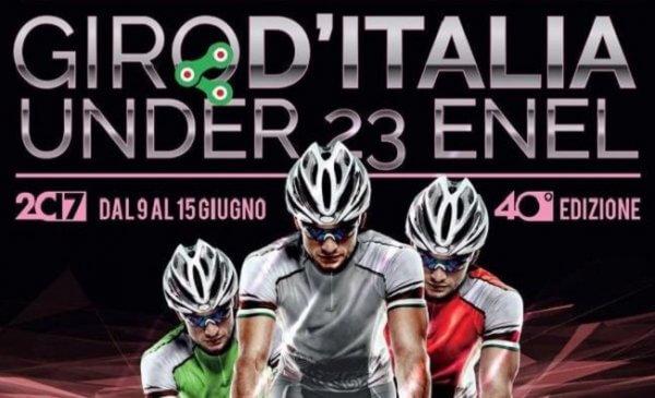 Giro d'Italia Under 23 2017 Diretta TV, percorso, tappe e Start List