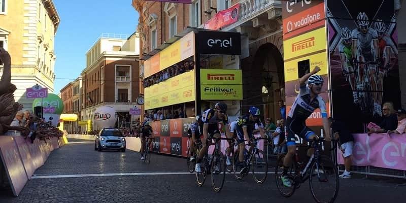 A Forlì vince Mark Padun!