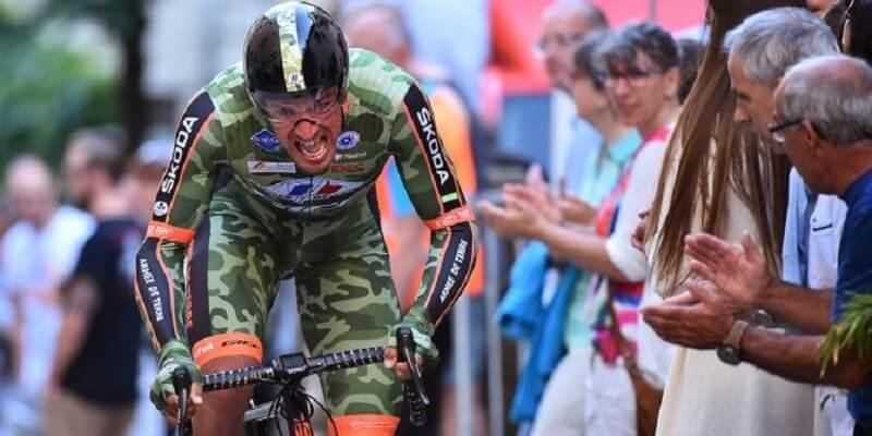 Inizio dello Skoda Tour of Luxembourg con un prologo brevissimo di 2.14 km: ordine di arrivo e classifica generale.