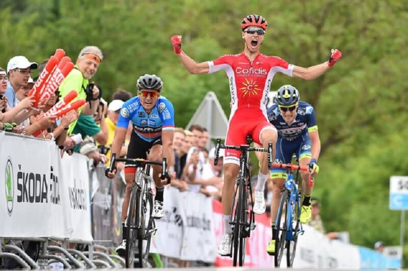 Perez vince la 3/a tappa al Giro di Lussemburgo, Van Avermaet leader