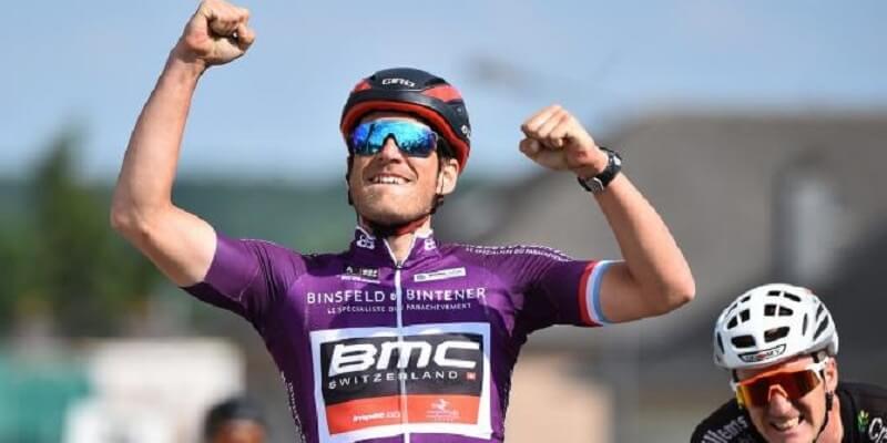 Skoda Tour de Luxembourg 2017 tappa 1: Drucker tappa e maglia