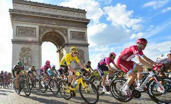 Tour de France 2017: ecco la Start List della Grand Boucle
