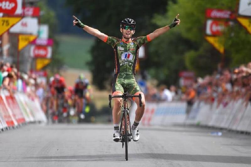 Giro di Vallonia 2017 tappa 1 vittoria del francese Thomas