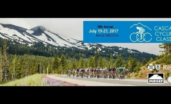 Cascade Cycling Classic 2017 tappe, percorso e start list