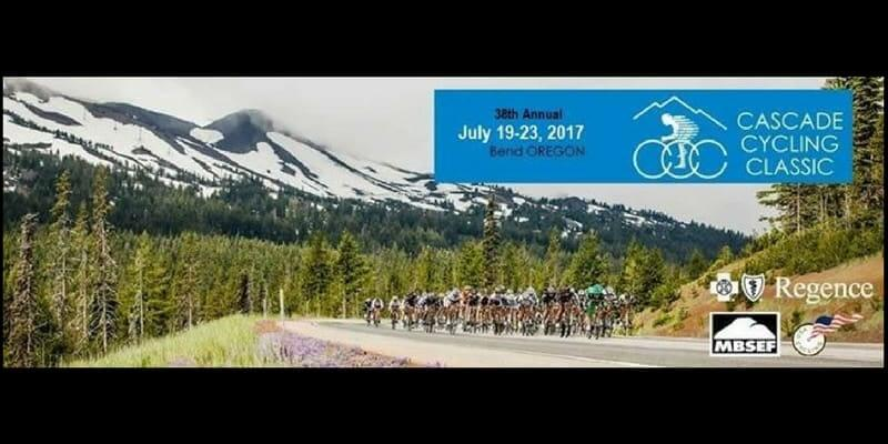 Cascade Cycling Classic 2017 tappe, percorso e start list