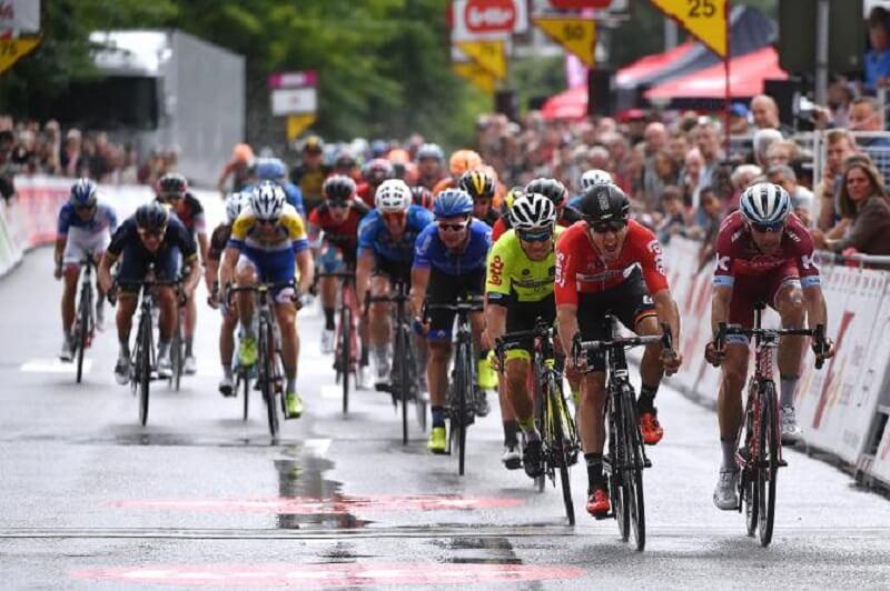 De Buyst vince la 2^ tappa al Giro di Vallonia