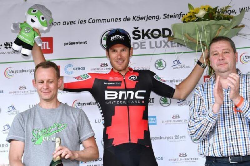 Giro di Vallonia 2017: Drucker vince la 4^ tappa