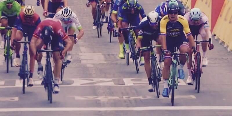 Tour de France 2017 Groenewegen trinofa sugli Champs-Élysées