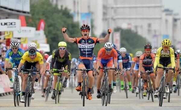 Tour of Qinghai Lake 2017 tappa 12 vittoria di Nicolas Marini