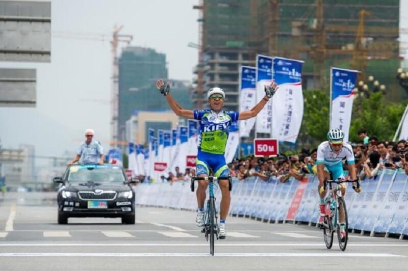 Tour of Qinghai Lake 2017 tappa 9 bis di Polivoda