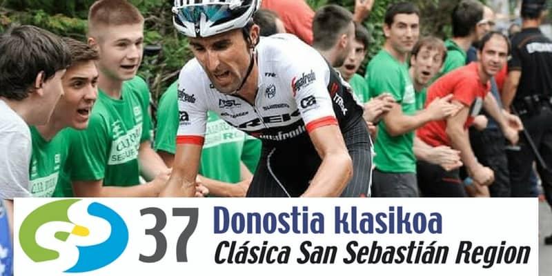 Clasica Ciclista San Sebastian 2017: percorso, altimetria e start list
