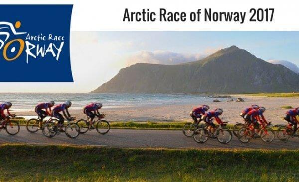 Arctic Race of Norway 2017 percorso, tappe, altimetrie e start list