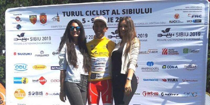 Sibiu Cycling Tour 2017 a Grosu la 4^ tappa e a Bernal il Giro